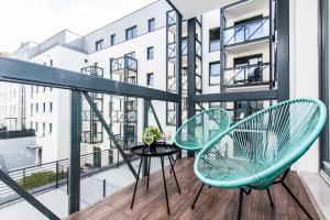 Modern Classy Industrial Apartamenty Browar Gdańsk