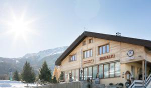 Hotel-Restaurant Ronalp - Bürchen
