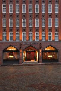 H+ Hotel Lübeck - Hamberge
