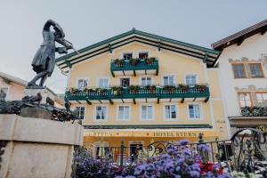 Das Hotel Stern, Hotels  Sankt Gilgen - big - 1