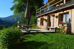 Accommodation in Aleu