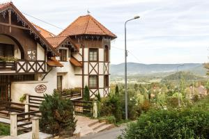 Dziki Potok Konferencje Grill & Prestige SPA, Hotely  Karpacz - big - 143