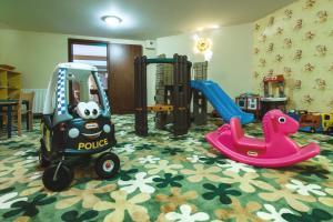Dziki Potok Konferencje Grill & Prestige SPA, Hotely  Karpacz - big - 109