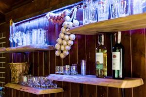 Dziki Potok Konferencje Grill & Prestige SPA, Hotely  Karpacz - big - 119