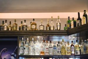 Dziki Potok Konferencje Grill & Prestige SPA, Hotely  Karpacz - big - 100