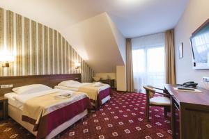 Dziki Potok Konferencje Grill & Prestige SPA, Hotely  Karpacz - big - 79