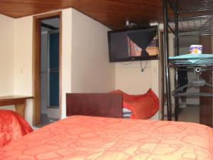 Hotel Colonial Bogota, Szállodák  Bogotá - big - 30