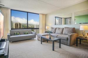 Waikiki Sunset 1BR Apartment - FREE PARKING