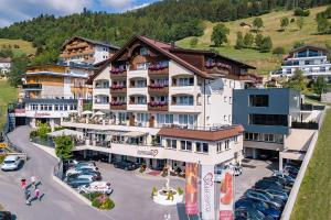 Alpen-Herz Romantik & Spa - Adults Only, Hotely  Ladis - big - 86