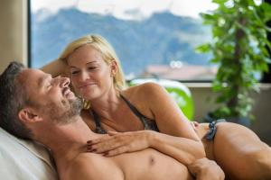 Alpen-Herz Romantik & Spa - Adults Only, Hotely  Ladis - big - 116