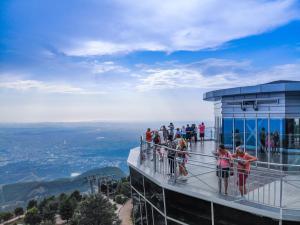 Dajti Tower - Hotel Belvedere - Shkallë