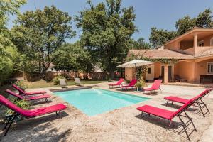 Location gîte, chambres d'hotes Residence de tourisme Le clos des Vendanges dans le département Corse du Sud 2a