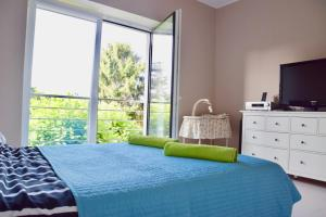2 rooms with sauna fitness and beautiful garden