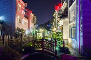 Dongjiang Lake Mountain Mist Inn, Alloggi in famiglia  Zixing - big - 94