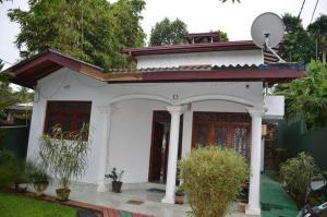 Panvila House, Priváty  Hikkaduwa - big - 1