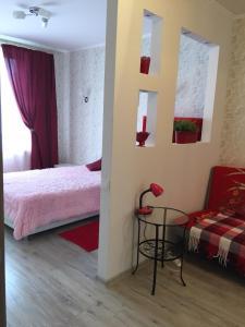 One Bedroom na Obukhovskoi oborony 110 - Utkina Zavod'