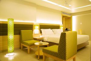 KVM Hotels Srirangam, Hotel  Tiruchchirāppalli - big - 20