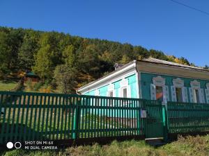 obrázek - Байкальский домик