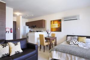 Club Coral View Resort, Apartmánové hotely  Peyia - big - 15