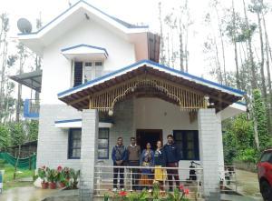 Villa Vibes, Privatzimmer  Chikmagalūr - big - 18