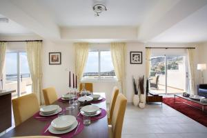 Club Coral View Resort, Apartmánové hotely  Peyia - big - 13