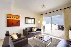 Club Coral View Resort, Apartmánové hotely  Peyia - big - 11