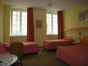 Anne de Bretagne, Hotel  Saint Malo - big - 19