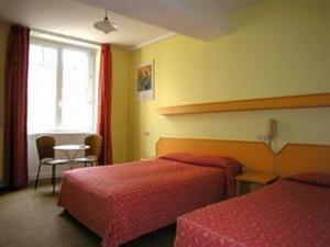 Anne de Bretagne, Hotel  Saint Malo - big - 18
