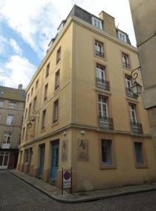 Anne de Bretagne, Hotel  Saint Malo - big - 15