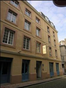 Anne de Bretagne, Hotel  Saint Malo - big - 14