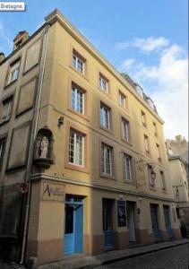 Anne de Bretagne, Hotel  Saint Malo - big - 22