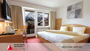 Family Hotel and Spa Desiree, Hotels  Grächen - big - 55