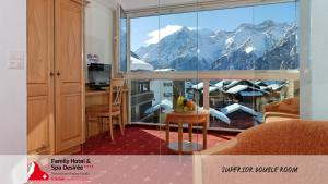 Family Hotel and Spa Desiree, Hotels  Grächen - big - 106
