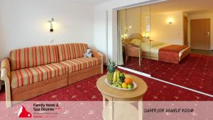 Family Hotel and Spa Desiree, Hotels  Grächen - big - 105
