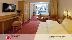 Family Hotel and Spa Desiree, Hotels  Grächen - big - 52