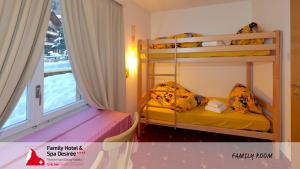 Family Hotel and Spa Desiree, Hotels  Grächen - big - 44