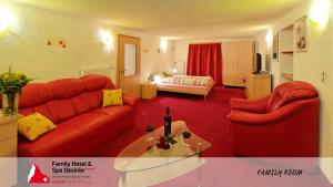 Family Hotel and Spa Desiree, Hotels  Grächen - big - 45