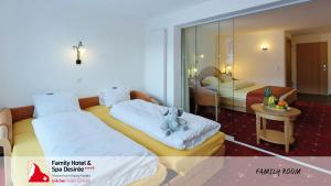 Family Hotel and Spa Desiree, Hotels  Grächen - big - 49