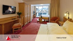 Family Hotel and Spa Desiree, Hotels  Grächen - big - 50