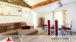 Family Hotel and Spa Desiree, Hotels  Grächen - big - 32
