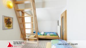 Family Hotel and Spa Desiree, Hotels  Grächen - big - 34