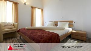 Family Hotel and Spa Desiree, Hotels  Grächen - big - 36