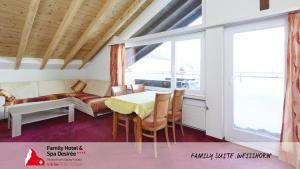 Family Hotel and Spa Desiree, Hotels  Grächen - big - 109