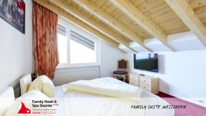 Family Hotel and Spa Desiree, Hotels  Grächen - big - 14