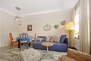 Retro Apartament na Starowce