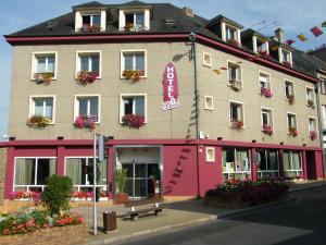 Hôtel Saint-Pierre - Landelles-et-Coupigny
