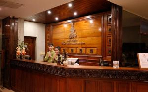 Angkor Museum Boutique Hotel, Hotely  Siem Reap - big - 59