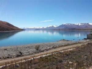 obrázek - Tekapo Exclusive Lakeside Mobile Home