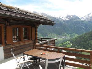 Chalet Amos, Alpesi faházak  Grimentz - big - 29