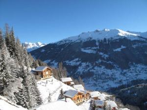 Chalet Amos, Alpesi faházak  Grimentz - big - 32